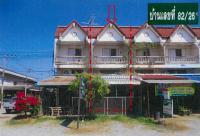 ตึกแถวหลุดจำนอง ธ.ธนาคารกรุงไทย พิษณุโลก พรหมพิราม พรหมพิราม