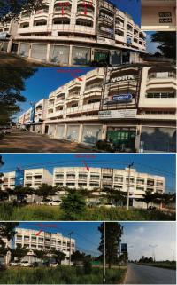 ตึกแถวหลุดจำนอง ธ.ธนาคารกรุงไทย พิษณุโลก เมืองพิษณุโลก สมอแข