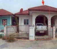 บ้านแฝดหลุดจำนอง ธ.ธนาคารอาคารสงเคราะห์ พิษณุโลก เมืองพิษณุโลก อรัญญิก